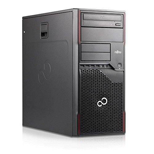 Fujitsu Celsius W410 Miditower Workstation PC (Core i5-2400 3,1GHz, 4GB RAM, 320GB HDD, DVD-ROM, Intel HD Graphics 2000, Windows 7)