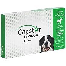 NOVARTIS Capstar verde para perros de más de 25 libras ...
