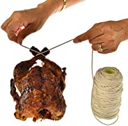 HOME-X Baker and Butcher's Twine, Cooking String, Baking Spool, Kitchen Supplies, 210'