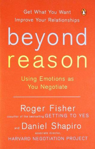 Descargar PDF Beyond Reason Using Emotions as You Negotiate por
