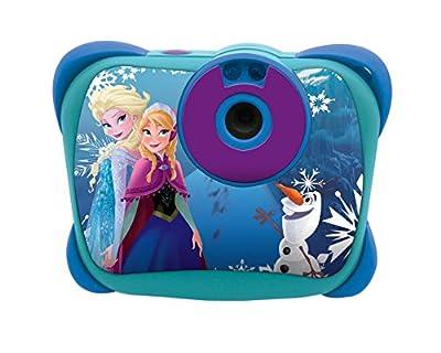 Frozen - Cámara de fotos digital Disney, niña (Lexibook DJ134FZ) por Lexibook
