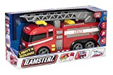 Teamsterz 1416390 Light and Sound Fire Engine Toy, 3- 6 Years
