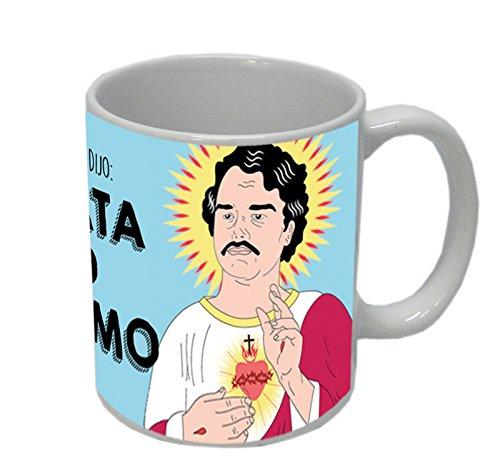 Taza / Mug Narcos 'San Pablo'