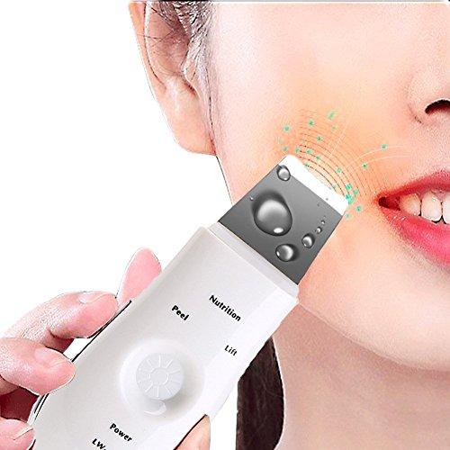 Higiene facial con espátula ultrasonica tratamiento anti-edad,tratamiento del acne,tratamiento contorno de ojos
