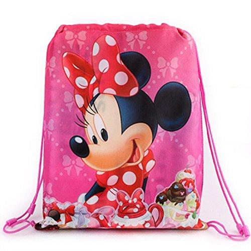 Minnie Mouse Sport Bag, Gym Bag, Shoe BagÃ'-Ã'Waterproof Wipe Clean