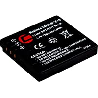 Carat Li-564 Lithium-Ion (Li-Ion) 750mAh 3.7V batterie rechargeable - Batteries rechargeables (750 mAh, Lithium-Ion (Li-Ion), 3,7 V, Noir)