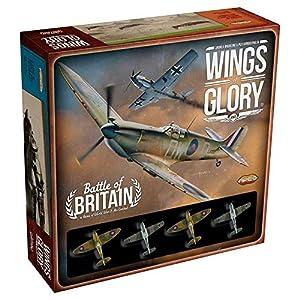 Ares Games AREWGS003A Wings of Glory WW2 - Set de iniciación de la Batalla de Inglaterra del Juego de Estrategia Wings of Glory WW2 (Idioma español no garantizado)