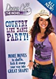 Dance Off The Inches: Country Line Dance Party [DVD] [Region 1] [NTSC] [US Import]
