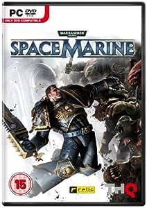Warhammer 40,000: Space Marine (PC DVD)