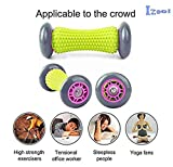 Best Foot Roller Massagers - Izoo Hand and Foot Massage Roller for Various Review