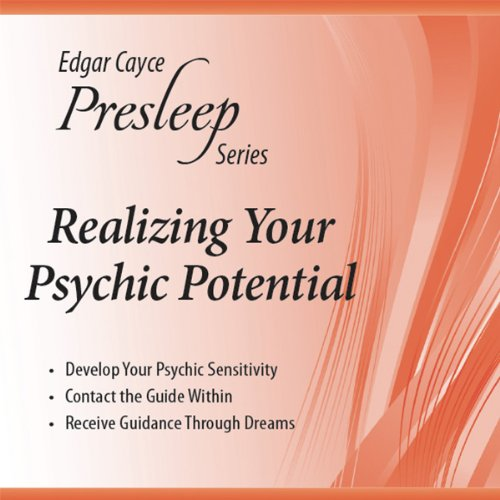 Realizing Your Psychic Potential  Audiolibri