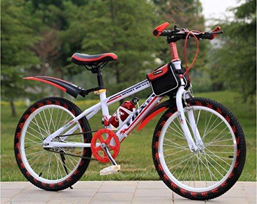 Kinder Balance Bike Kinder Lernen Training Radfahren Leicht 6-14 Jahre Kinder Jungen Mädchen Laufen Sicherheit Erste Mountain Bike , red
