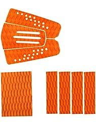 Sharplace 8x Almohadilla de Tracción Cojín de Cola EVA Antideslizante para Tabla de Surf Surfboard