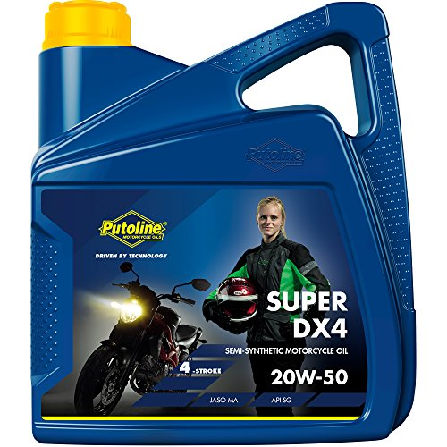 Preisvergleich Produktbild Putoline 70098 Motoröl Super DX4 20W-50 4L