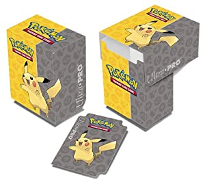 Amigo Spiele + Freizeit - Mazo Coleccionable Pokemon Pokémon (Ultra Pro 84108) Importado