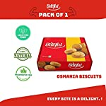 Biteful Osmania Biscuit Preservative Free 420GM Pack of 1