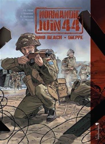 Normandie Juin 44 T05 (Ned 2014) Juno Beach/Dieppe