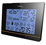 Technoline WS 6750 moderne Wetterstation mit Vorhersage von Wettersituation und