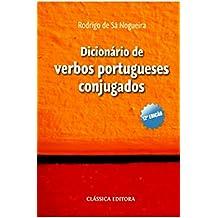 Dicionário de Verbos Portugueses Conjugados