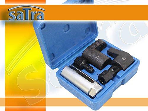 Satra S-XOS5 Lambdasonden Schlüssel und Gewindereparatur Satz 5-tlg.