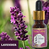 Indus valley 100% pure and natural lavender essential oil for hair & face care(15ml)