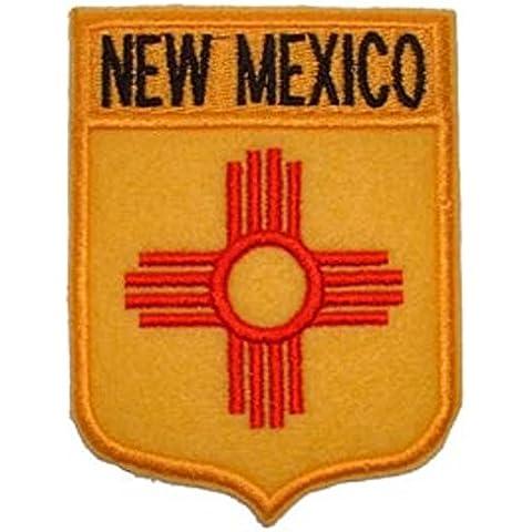 Findingking nuovo messico Bandiera dello Stato Shield