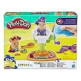 Hasbro Play-Doh - il Fantastico Barbiere, Multicolore, E2930EU4
