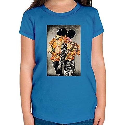 Camouflage T-shirt per ragazze