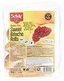 Schar Sweet Brioche Rolls 200 g (Pack of 7)