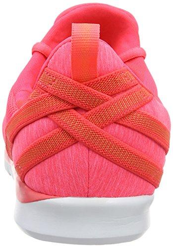 Asics Gel-Fit Sana 3, Scarpe Sportive Indoor Donna Rosa (Diva Pink/white/melon)