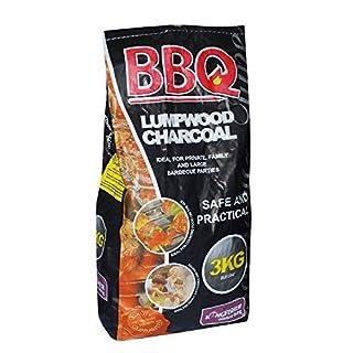 New 3kg Lumpwood Tasche Sommer Fire Pit Kraftstoff BBQ Grillen Kochen Barbecue