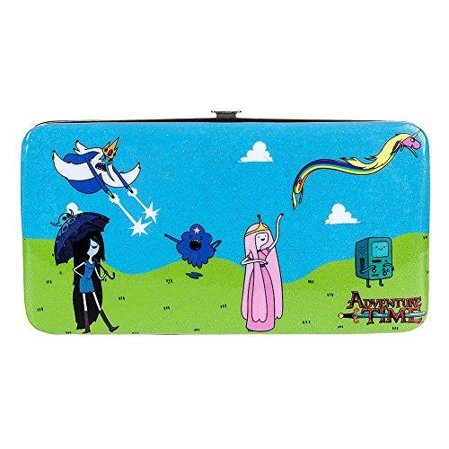 Adventure Time Jake & Finn Geldbörse - 9 x 18 x 1 cm (Jake Geldbörse)