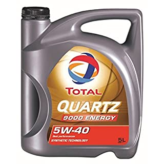 Total Quartz Energy 90005W-40Motor Oil–5L