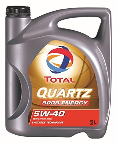 Total Motorenöl 5W-40 Quartz 9000 Energy, 5 Liter -