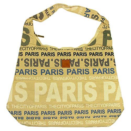Sac 'City' Paris Robin Ruth - Beige