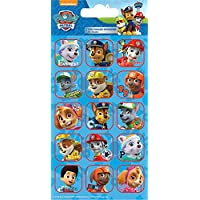 Paper Projects 9096264 Paw Patrol Captions Foiled Sticker Pack