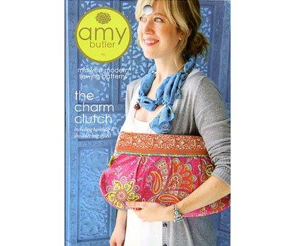 Amy Butler, der Charm Clutch Schnittmuster -