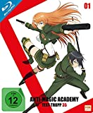 Anti Magic Academy - Test Trupp 35 Vol.1: Episode 01-4 [Blu-ray]