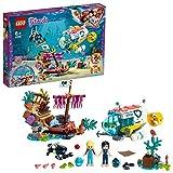 LEGO Friends - La mission de sauvetage des dauphins, Jouet pour Fille et Garçon à Partir de 6 Ans et Plus, 363 Pièces - 41378