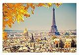 Klassische Paris-Art-1000 PC Schöne Landschaft Puzzles Verzierungs Bilder