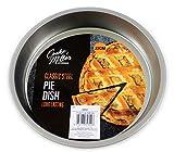 Stahl, antihaftbeschichtet, rund, Backen Kuchen Tablett Bakeware Küche 20,3cm–20cm Pie Tortenbodenform