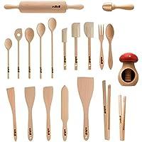 Uulki® 20 pezzi, ecologica, Set di utensili