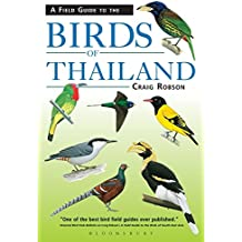 Field Guide to the Birds of Thailand (Helm Field Guides)