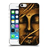 Head Case Designs Golden Buddah Bangkok Buddha Ruckseite Hülle für Apple iPhone 5 / 5s / SE