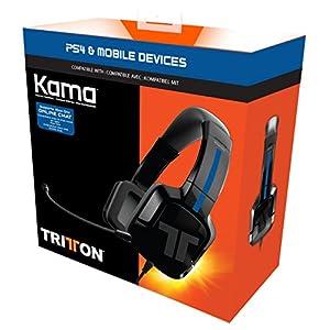 Tritton Kama Stereo Headset – [PlayStation 4, PS VIta]