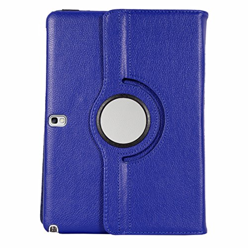 Bepak® Flip Cover For Galaxy Note 10.1 Sm-p6010 Pu Leather Kickstand Case Cover For Samsung Galaxy Note 10.1 Sm-p6010 (blue)