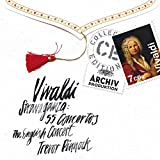 Vivaldi: Stravaganza - 55 Concertos - The English Concert, Pinnock