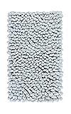 Badteppich Bodhi Aquanova Cool Grey 3 Größen, Größe:60x100