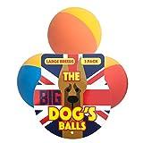 Best Juguetes para perros Kong para perros grandes - The Dog's Balls The Big Dog's Pelotas de Review