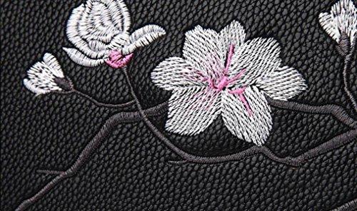 Dame National Wind Handtasche Umhängetasche Stickerei Casual Handgelenk Tasche Temperament Elegant Fashion Trendy Handtasche D
